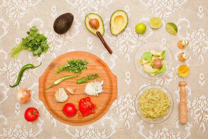 Один рецепт — один снимок: кулинарное вдохновение от финского фотографа Марины Экроос
