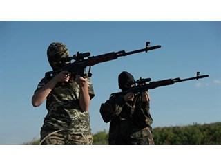 Битва за Донбасс. Исповедь снайперши
