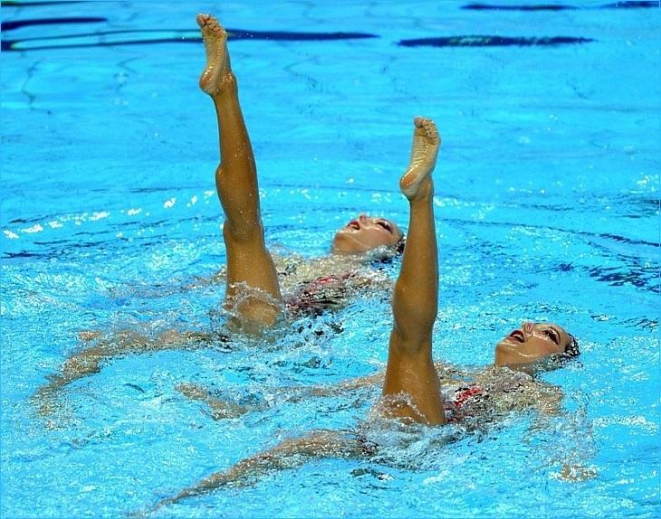 Виды спорта для девушек и же…