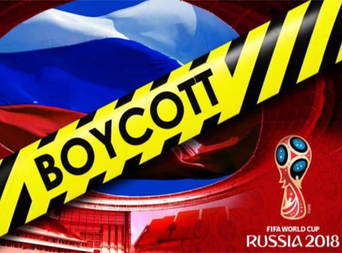 Атаки России продолжаются, евродепутаты призвали бойкотировать ЧМ – 2018 по футболу