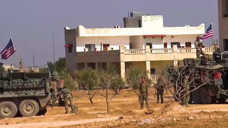 Последние новости Сирии. Сегодня 17 января 2019
