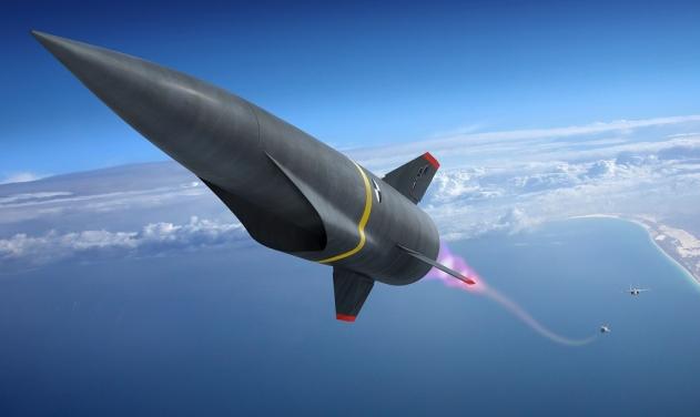 Контракт на разработку нестратегической гиперзвуковой крылатой HCSW ракеты для ВВС США