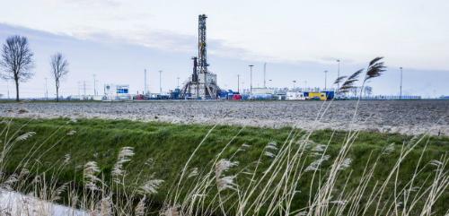ВНидерландах импорт газа вп…