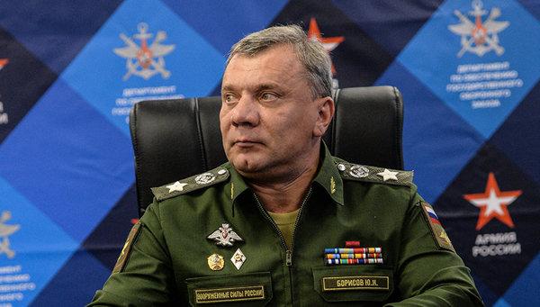 Борисов: десять самолётов МиГ-31 с ракетами «Кинжал» готовы к бою