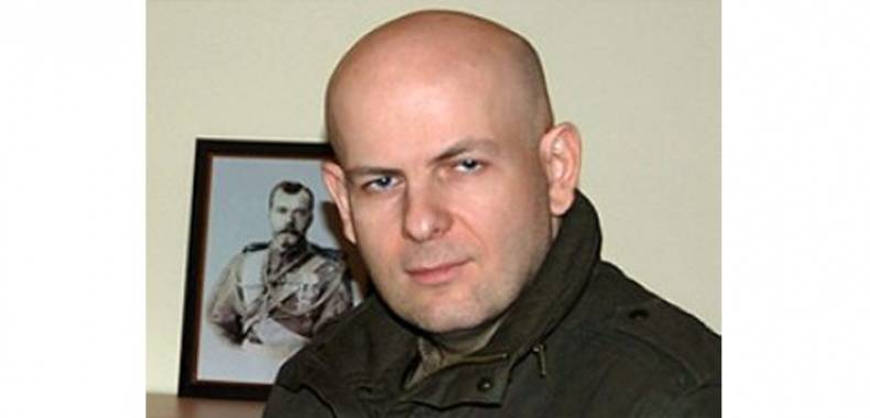 Олеся Бузину убили за «Воскрешение Малороссии»