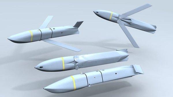 """Корпус """"AGM-158 JASSM"""" обладает """"Карандашной"""" формой, благодаря которой она является малозаметной"""