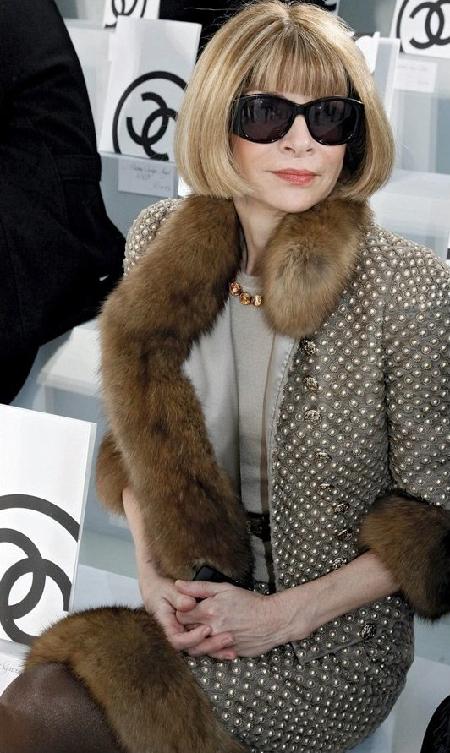 Иконы моды — стиль железной Анны Винтур