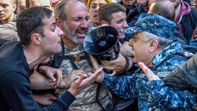 Запад ударил по Армении, что…