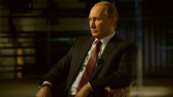 Путин: «Меня не интересует м…