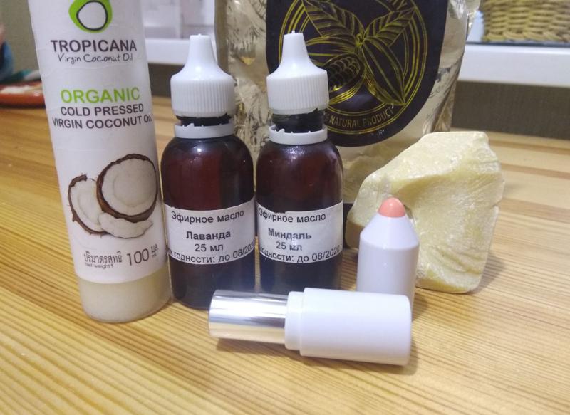 применение какао масла для волос