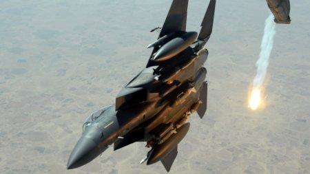 Сирийские СМИ сообщили о новом ударе коалиции