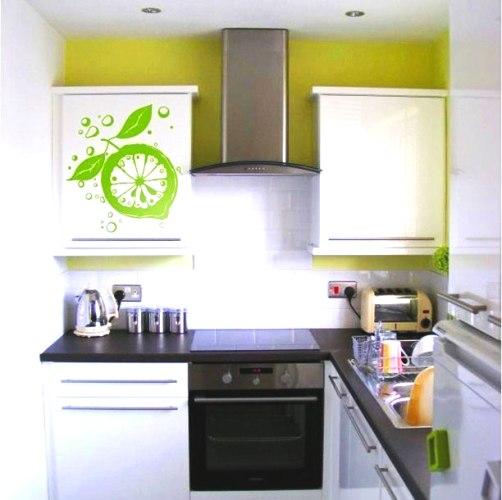 Как сделать небольшую кухню удобной, красивой и отражающей вкус хозяев
