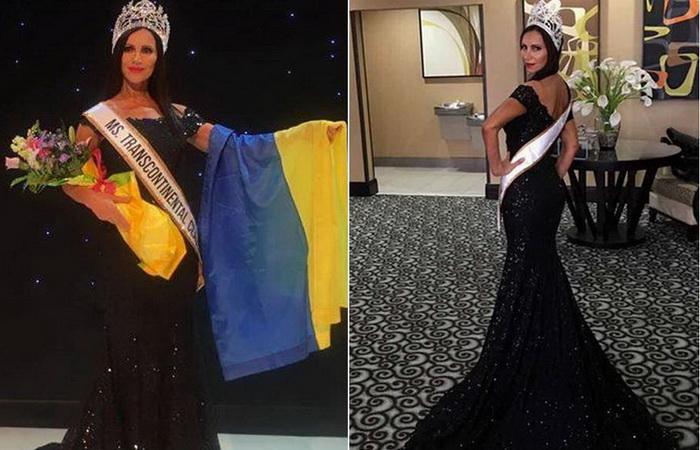 Секреты идеальной внешности: одесситка выиграла международный конкурс красоты в 58 лет