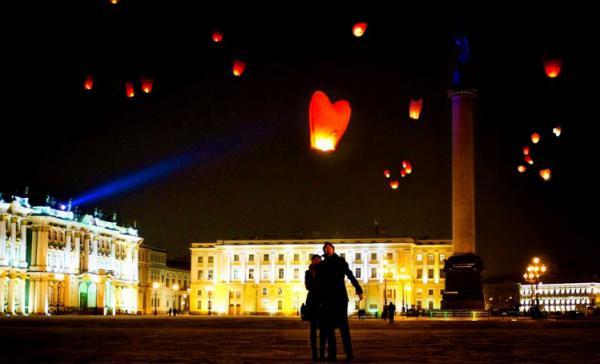 14 Февраля: названы самые романтические российские города для поездок на День всех влюбленных