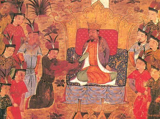Религия в Золотой Орде