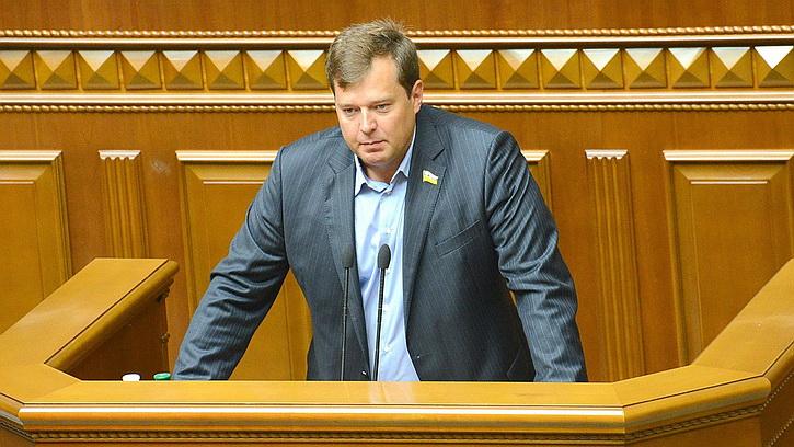Заявление на киевском ТВ: «Украина – под фашистской оккупацией»