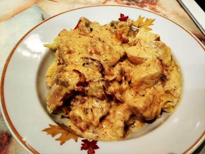 Паста «Тосканская»