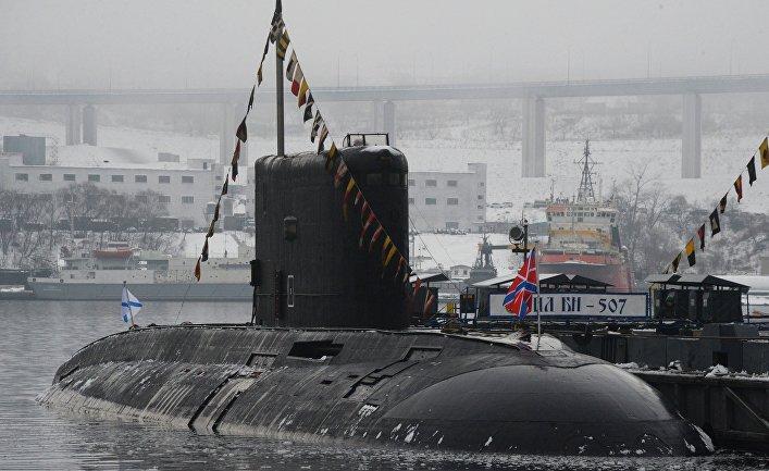 """Российская дизельная против британской атомной или """"Почему она не стреляла?"""""""