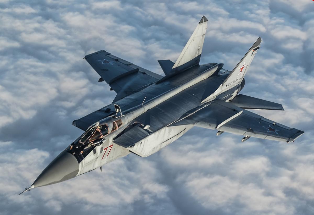 Новый контракт на модернизацию истребителей-перехватчиков МиГ-31