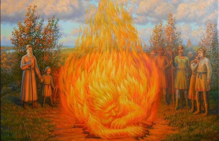 Христианские аналоги старославянских праздников, или почему церковь не смогла победить масленицу и Ивана Купалу