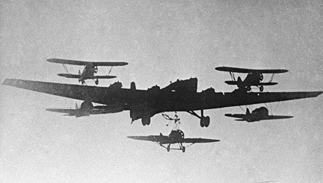 Бомбардировки Берлина советской авиацией 8 августа 1941 года- 75 лет