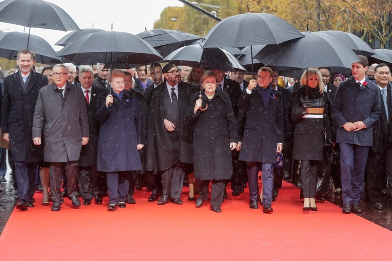 Саммит в Париже: возьмёмся з…