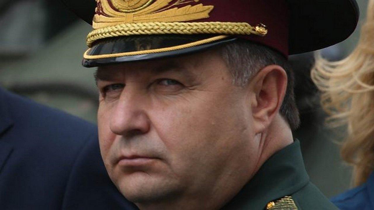 Сравнение Донбасса с Чечней многое говорит о министре обороны Украины