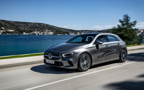Новый Mercedes-Benz A-класса — первый тест-драйв
