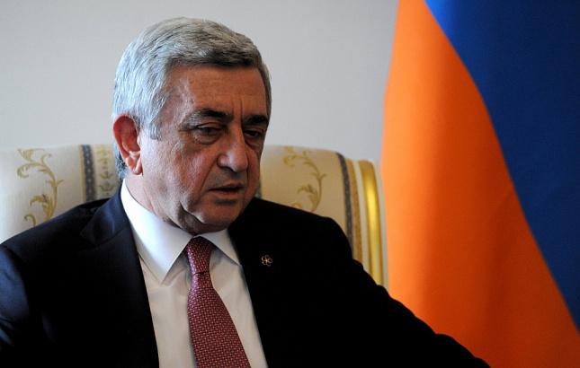 Стало известно о смерти матери Саргсяна в день его отставки