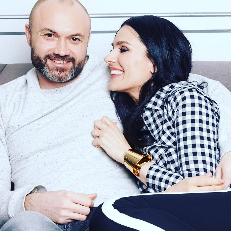 маша ефросинина и муж