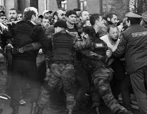 Серьезные волнения гарантируют Армении тяжелые травмирующие последствия