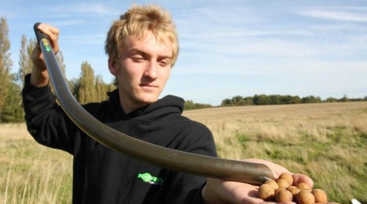 «Кобра» — трубка для забрасывания бойлов