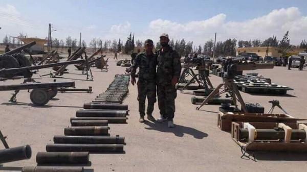Спасибо Трампу за поставки умных ракет сирийской армии!