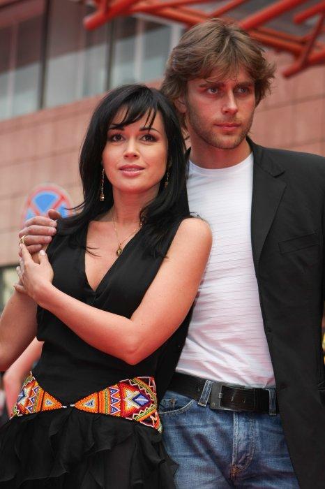 Анастасия Заворотнюк и Пётр Чернышев. / Фото: www.teleprogramma.pro