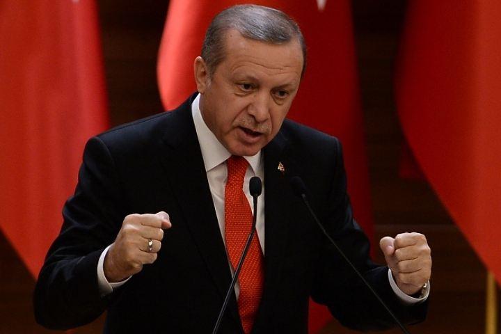 Эрдоган заявил, что Турция не может доверять НАТО
