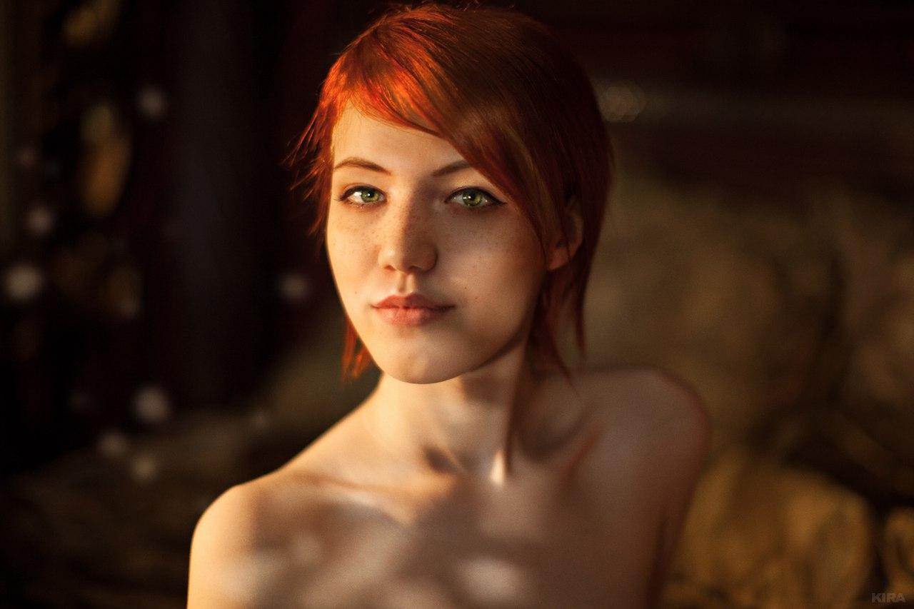 Сексуальная Лада Люмос в роли очаровательной медички Шани из The Witcher 3: Wild Hunt (18+)