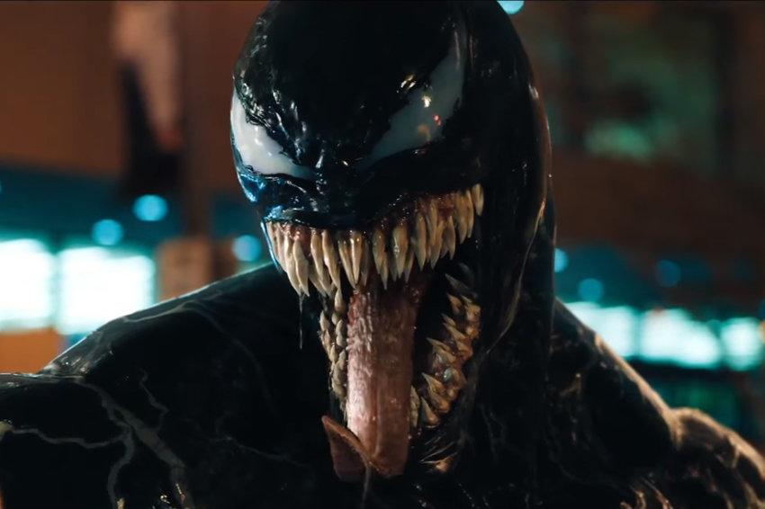 Трейлер: Том Харди наконец-то превращается в симбиота Венома