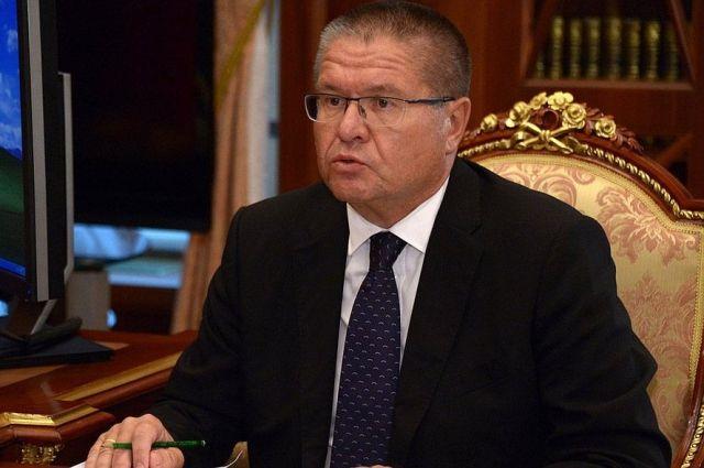 Приставы списали со счета Улюкаева многомиллионный штраф
