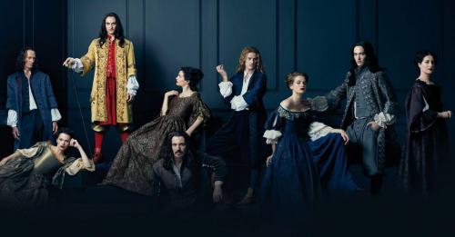 Сериал «Версаль» закрыли из-…