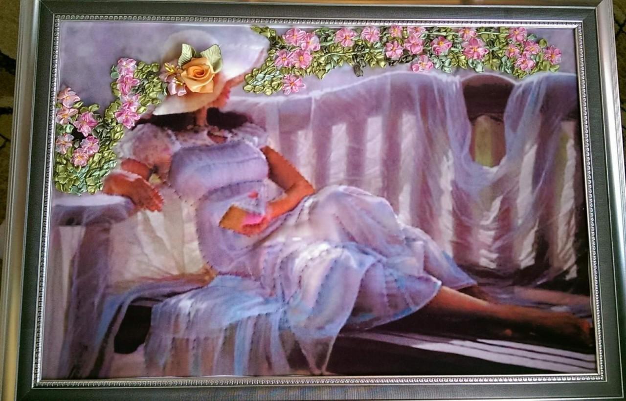 Изумительные работы Ольги Рощевкиной (Краснодар. Россия)