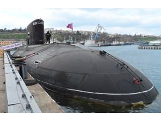 Черноморский флот начал большую подводную игру
