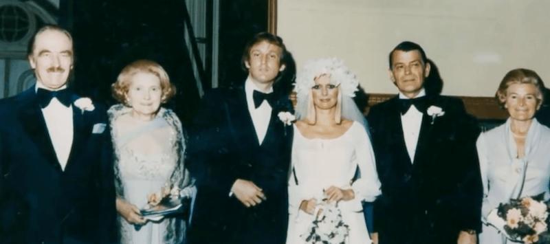 Все свадьбы Трампа