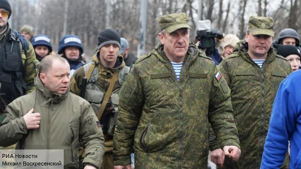 Украина хотела по-грузински
