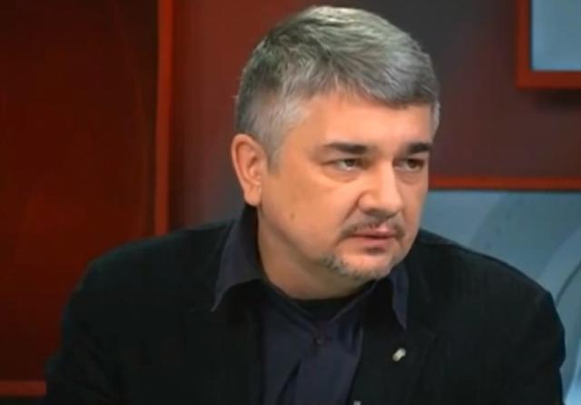 Невозможность альтернативного крымского сценария Ростислава Ищенко для б.Украины