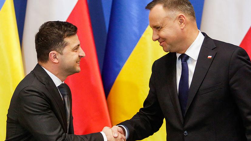 Обойдёмся и без вторжения. В Польше озвучили план возвращения Волыни и Галичины