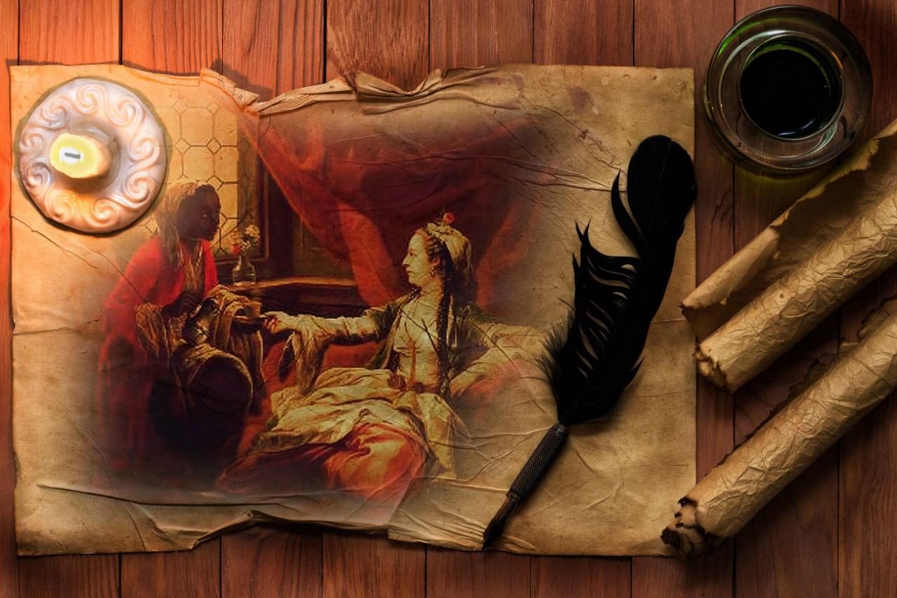 """Любовница века. Маркиза де Помпадур и оргии в """"Оленьем парке"""""""