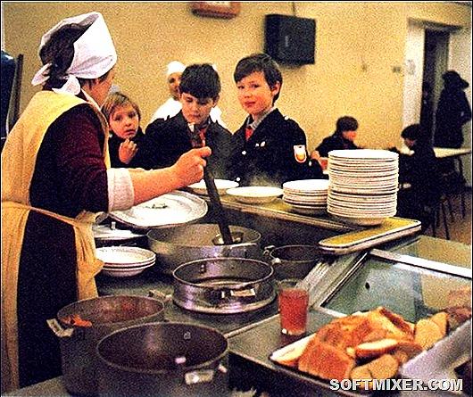 Лучшие блюда школьных столовок