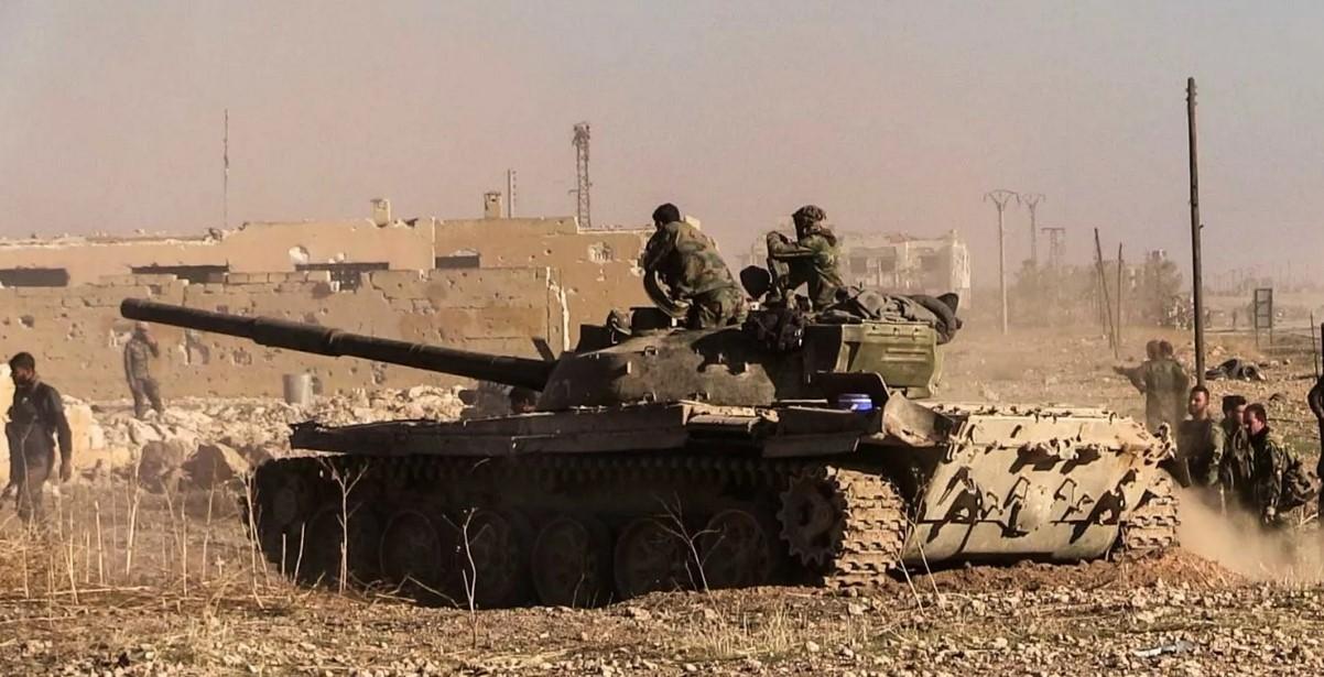 Армия САА пытается освободить Саракиб от боевиков «Джебхат ан-Нусры»