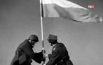 Минобороны рассекретило документы о помощи СССР Польше в 1945 году