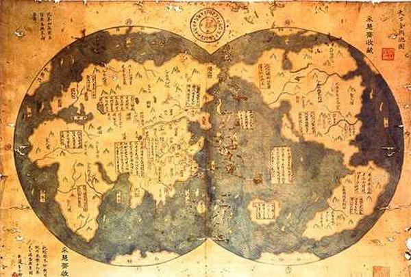 Америку открыл китаец Чжэн Хэ?